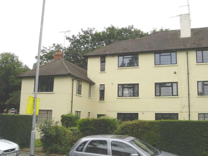 2 Bedrooms Apartment Flat for sale in Chase Court, Amhurst Gardens, Isleworth