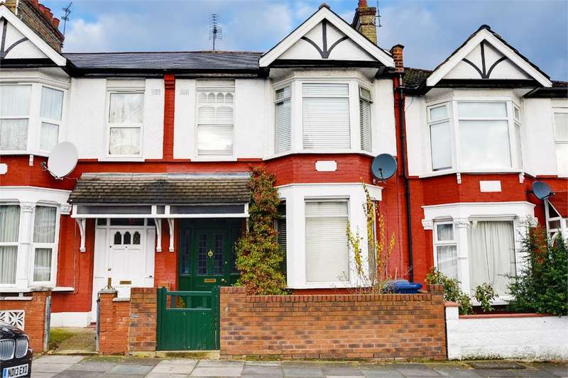 3 Bedrooms Terraced House for sale in Lewis Gardens, East Finchley, London