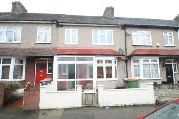3 Bedrooms Terraced House for sale in Flanders Road, East Ham, London