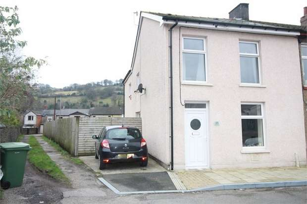 3 Bedrooms End Of Terrace House for sale in Park Place, Risca, NEWPORT, Caerphilly
