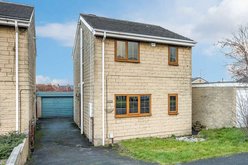 3 Bedrooms Detached House for sale in Edward Close, Dewsbury
