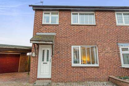 3 Bedrooms Semi Detached House for sale in Horsley Close, Ashgate Heights, Chesterfield, Derbyshire