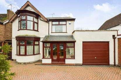 4 Bedrooms Detached House for sale in Poplar Avenue, Edgbaston, Birmingham, West Midlands