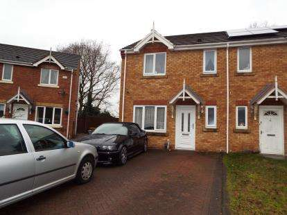 3 Bedrooms Semi Detached House for sale in Rannoch Drive, Nuneaton, Warwickshire