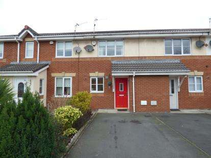 2 Bedrooms Terraced House for sale in Opal Close, Litherland, Liverpool, Merseyside, L21