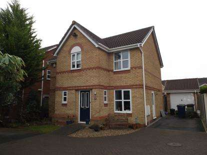 4 Bedrooms Detached House for sale in Crofters Meadow, Farington Moss, Leyland, PR26