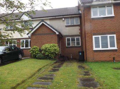 2 Bedrooms Terraced House for sale in Woodsend Close, Newfield Park, Blackburn, Lancashire