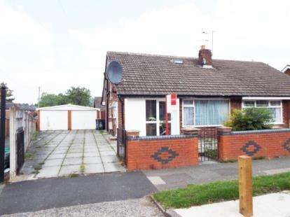 4 Bedrooms Bungalow for sale in Shaftesbury Road, Manchester, Greater Manchester