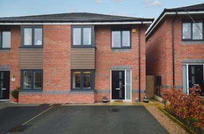 3 Bedrooms Semi Detached House for sale in Chapman Close, Stannington, Sheffield