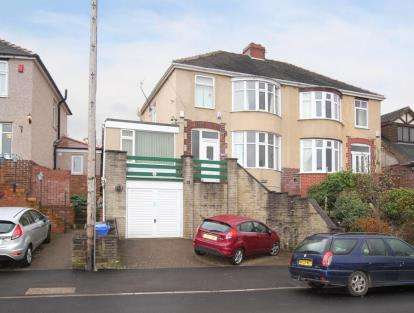 3 Bedrooms Semi Detached House for sale in Westwick Crescent, Sheffield, South Yorkshire