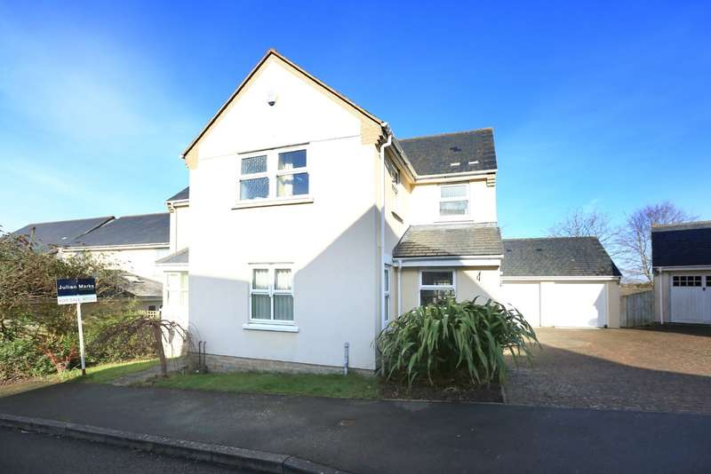 5 Bedrooms Detached House for sale in Manadon, Plymouth