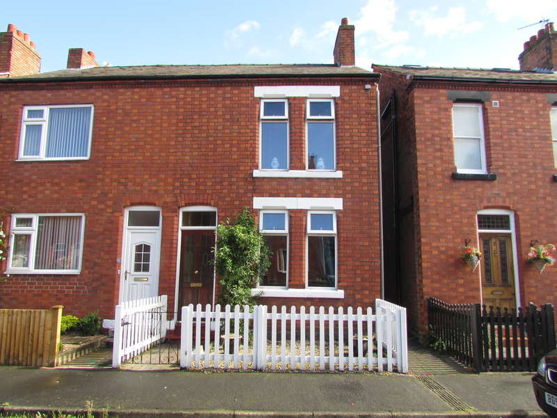 2 Bedrooms Semi Detached House for sale in Orchard Street, Northwich