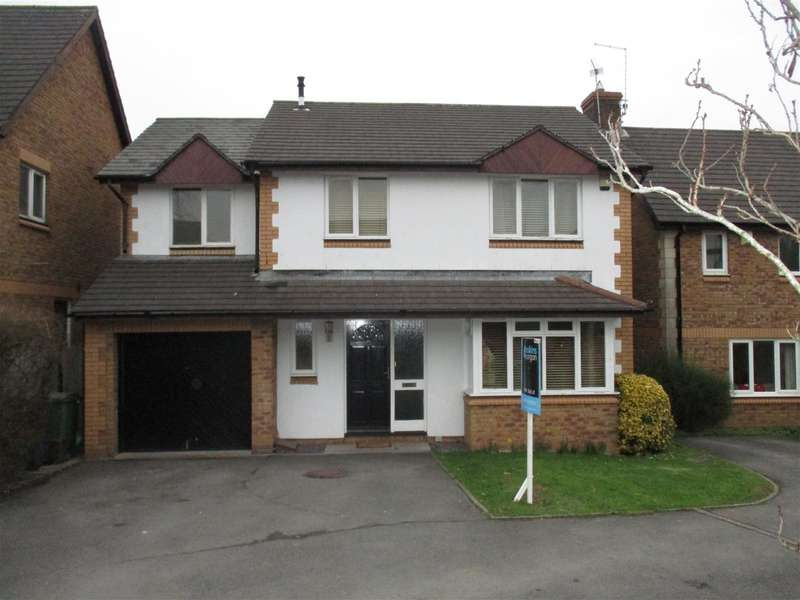 4 Bedrooms Property for sale in Clos Y Gof, St Fagans, Cardiff