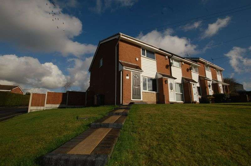 3 Bedrooms Mews House for sale in Chester Avenue, Little Lever, Bolton