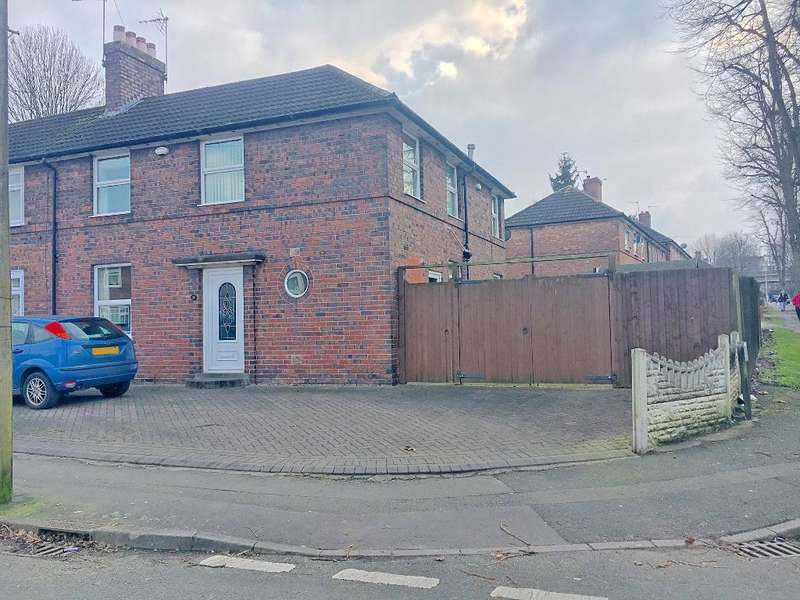 3 Bedrooms Semi Detached House for sale in GARRATT STREET, WEST BROMWICH, WEST MIDLANDS, B71 1LY