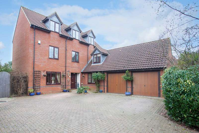 6 Bedrooms Detached House for sale in Shenley Lodge