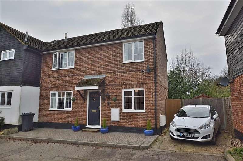 3 Bedrooms Semi Detached House for sale in Elsenham