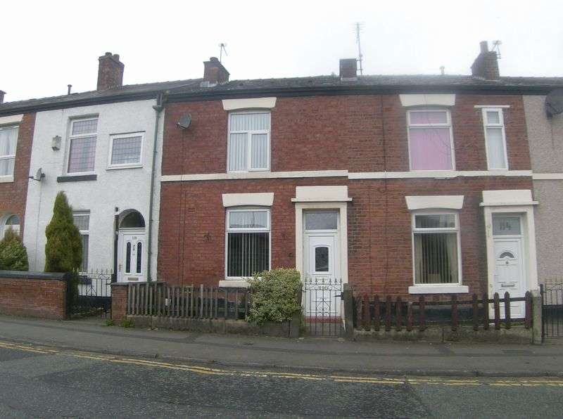 2 Bedrooms Terraced House for sale in Pilsworth Road, Heywood.