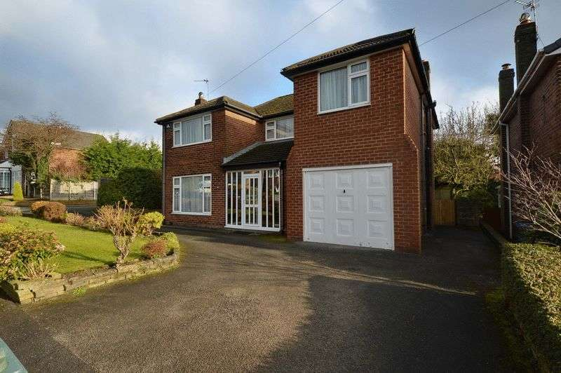 4 Bedrooms Detached House for sale in Hillingdon Road, Whitefield, Manchester