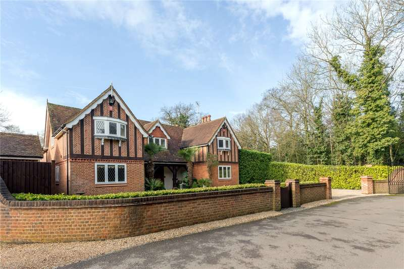 5 Bedrooms Detached House for sale in Halings Lane, Denham, Buckinghamshire, UB9