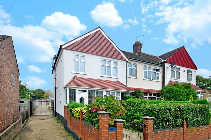 3 Bedrooms House for sale in Lower Maidstone Road, Bounds Green, N11