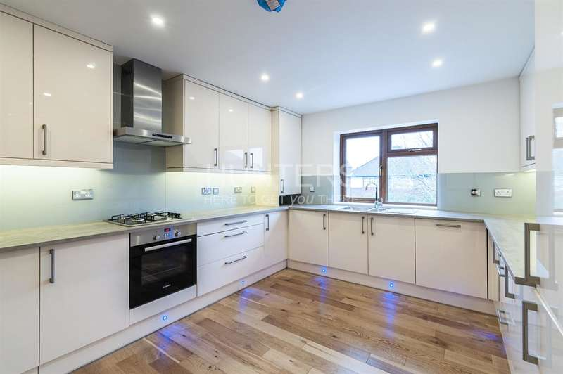 3 Bedrooms Apartment Flat for sale in Pennine Drive, London, NW2 1NN