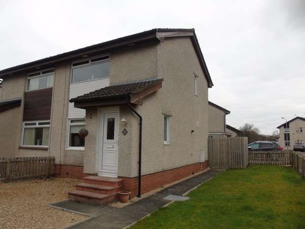2 Bedrooms Semi Detached House for sale in Riverbank Drive, Mossend, Bellshill, ML4