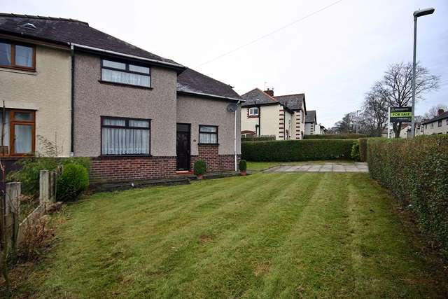 3 Bedrooms Semi Detached House for sale in Oxlea Grove, Westhoughton, BL5