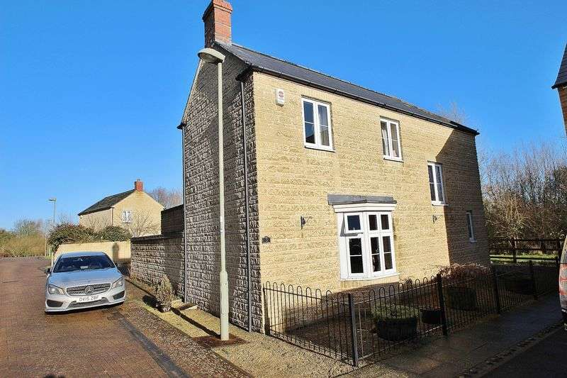 3 Bedrooms Detached House for sale in BATHING PLACE LANE, Witney OX28 6AQ