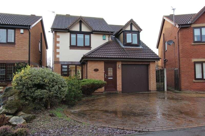 3 Bedrooms Detached House for sale in 7 Cardinal Place, Thornton-Cleveleys, Lancs FY5 3EP