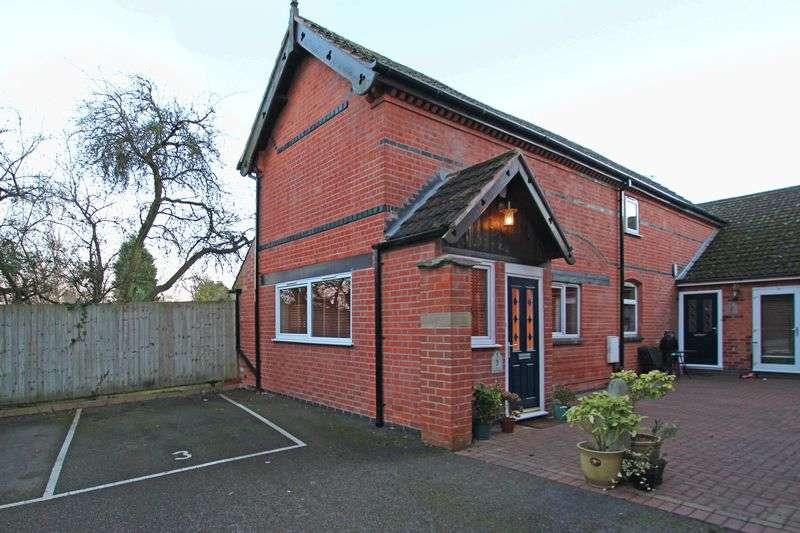 2 Bedrooms Semi Detached House for sale in Barkby Lane, Barkby