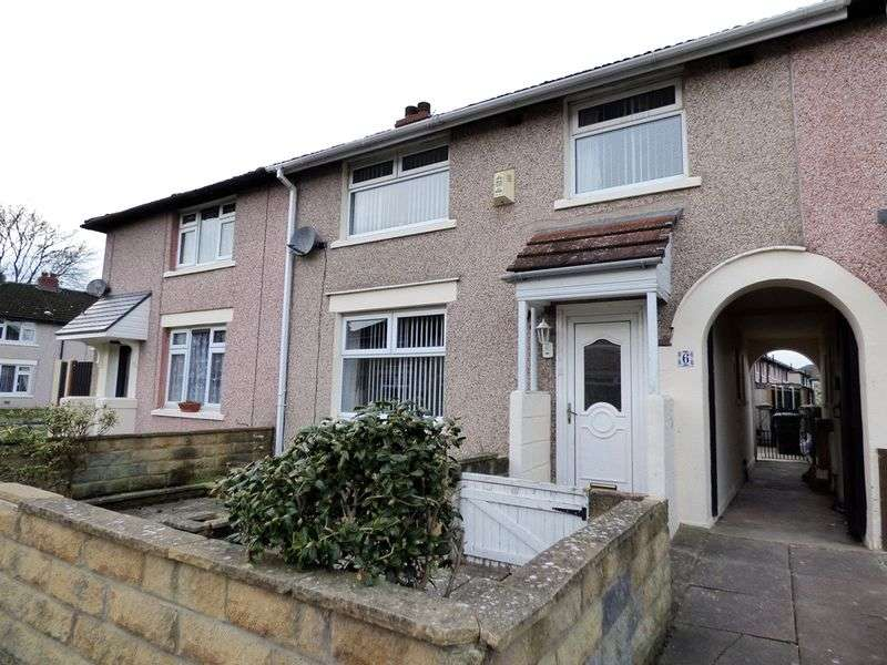 4 Bedrooms Semi Detached House for sale in Sycamore Grove, Lancaster