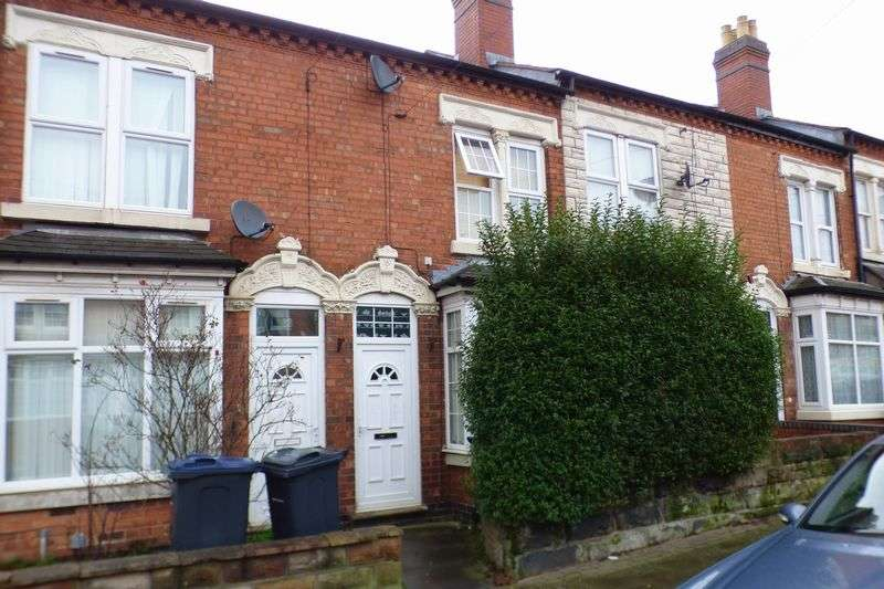 2 Bedrooms Terraced House for sale in Southfield Road, Edgbaston