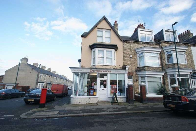 3 Bedrooms Property for sale in Upleatham Street, Saltburn-By-The-Sea