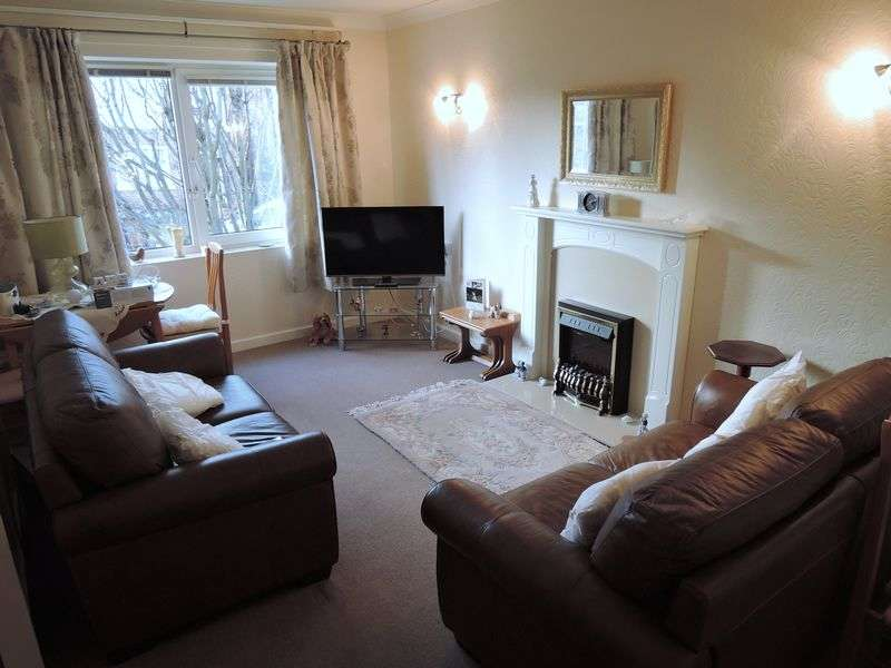 1 Bedroom Retirement Property for sale in Homebeck House, Gatley