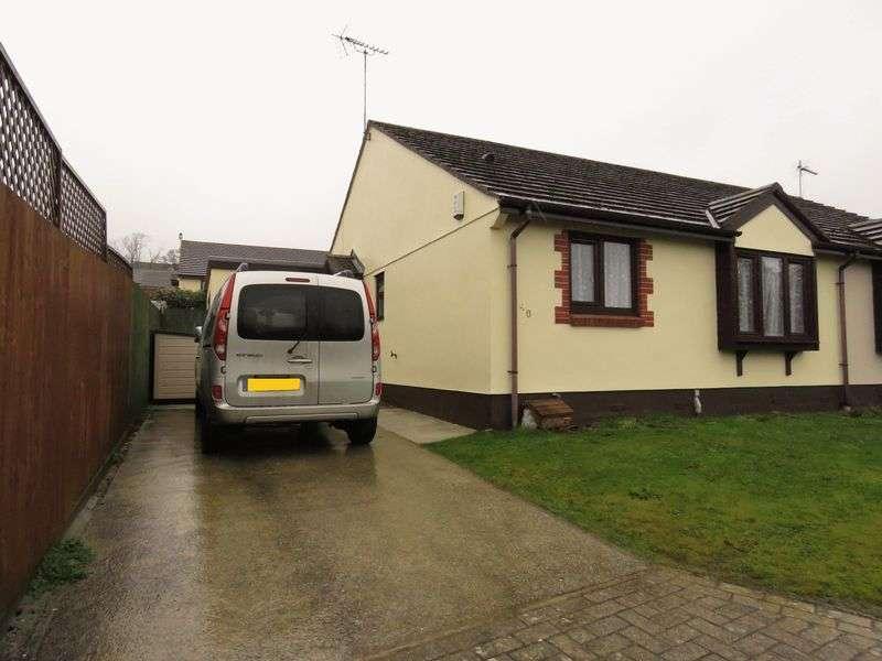 2 Bedrooms Semi Detached Bungalow for sale in Jubilee Meadow, St. Austell
