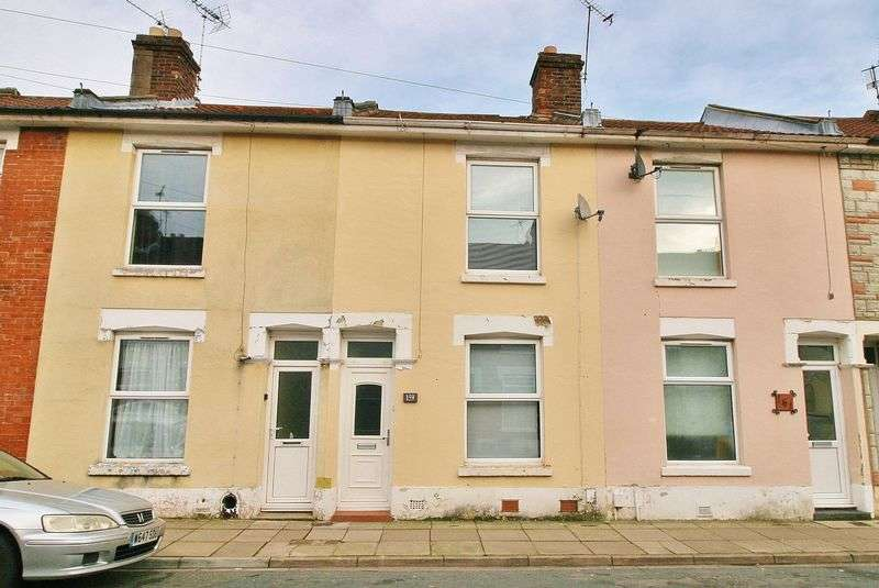 2 Bedrooms Terraced House for sale in Newcome Road, Portsmouth