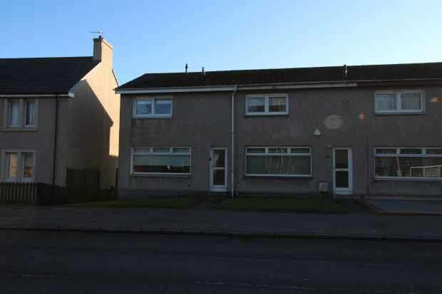 2 Bedrooms Terraced House for sale in High Street, Motherwell, Lanarkshire, ML1 5HP