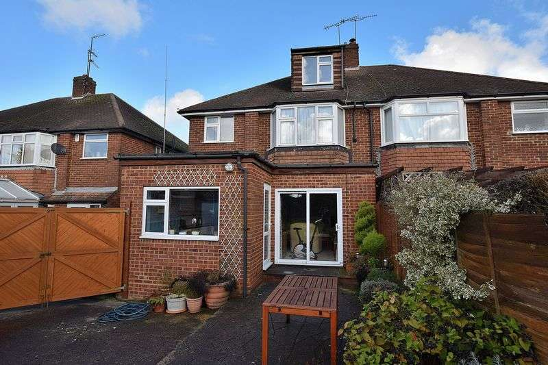 5 Bedrooms Semi Detached House for sale in Norcott Close, Dunstable