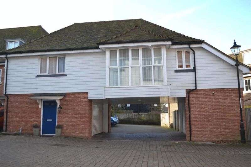 2 Bedrooms Property for sale in Bradley Street, Tonbridge