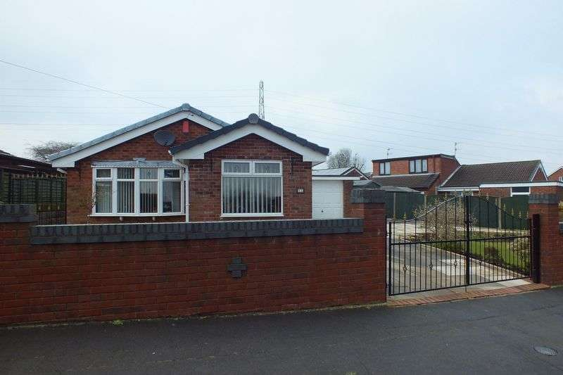 3 Bedrooms Detached Bungalow for sale in Greenmoor Avenue, Wedgwood Farm Estate, Stoke-On-Trent