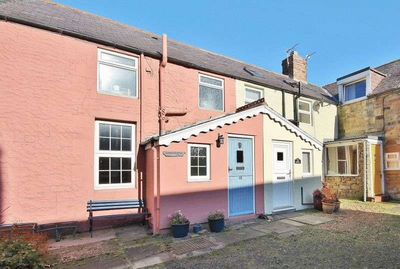 1 Bedroom Terraced House for sale in 12 Hauxley Links, Low Hauxley, Morpeth