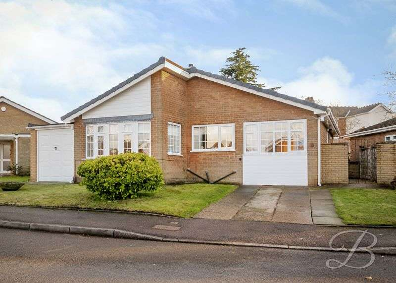 4 Bedrooms Detached Bungalow for sale in Vale Close, Mansfield