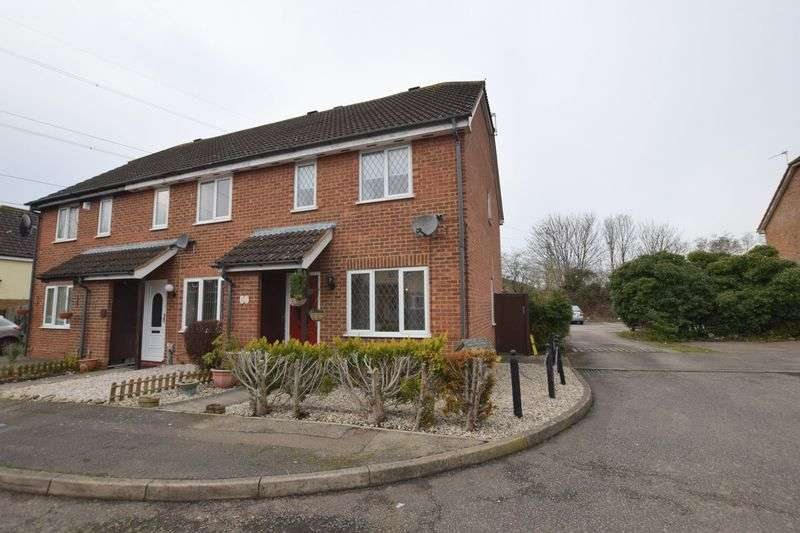 3 Bedrooms House for sale in Pearson Close, Aylesbury