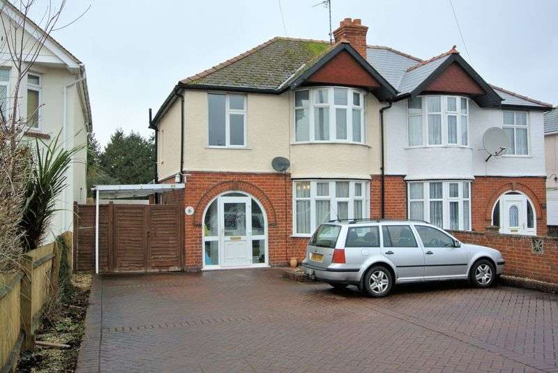 3 Bedrooms Semi Detached House for sale in Cheltenham Road, Gloucester