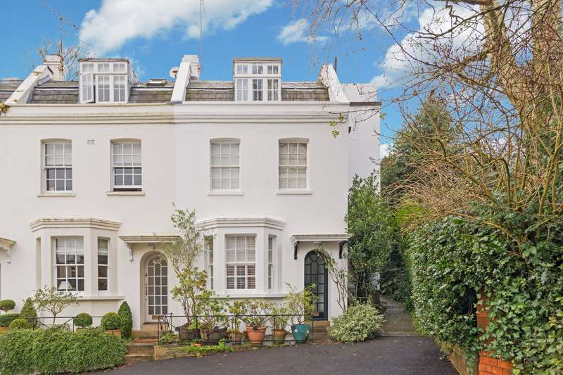 4 Bedrooms House for sale in Sandy Road, Hampstead