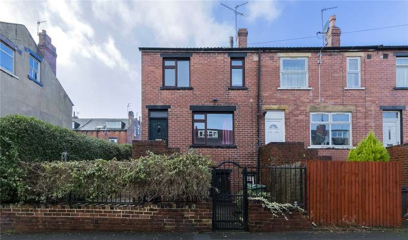 3 Bedrooms End Of Terrace House for sale in Pinder Street, Leeds, West Yorkshire, LS12