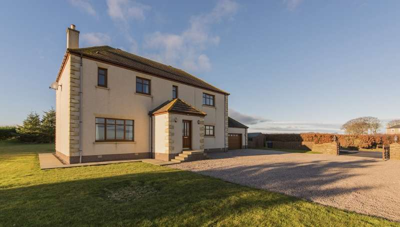 4 Bedrooms Detached House for sale in West Watten, Wick, Caithness, Highland, KW1 5XJ