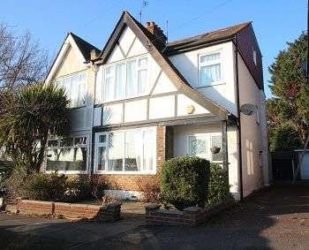 4 Bedrooms Semi Detached House for sale in Beaconsfield Road, Bickley, Bromley, Kent, BR1 2BP