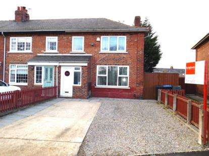 3 Bedrooms End Of Terrace House for sale in Acklam Road, Middlesbrough